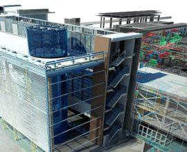 3D BIM — проектирование зданий 3